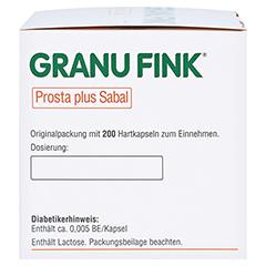 GRANU FINK Prosta plus Sabal 200 St�ck - Rechte Seite