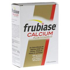 FRUBIASE CALCIUM+Vitamin D Brausetabletten 20 Stück