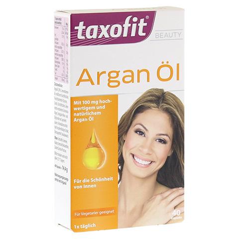 TAXOFIT BEAUTY Argan Öl Kapseln 40 Stück