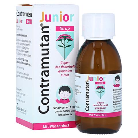 CONTRAMUTAN Junior Sirup 150 Milliliter N1