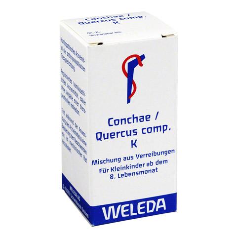 CONCHAE/QUERCUS comp.K Trituration 20 Gramm N1