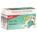 H&S Bio Kinder Kr�uter-Abendtee Filterbeutel 20 St�ck