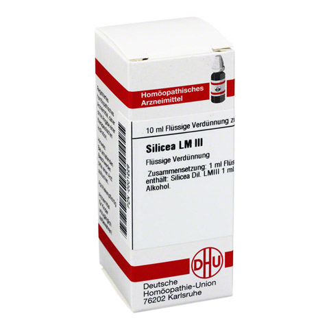 LM SILICEA III Dilution 10 Milliliter N1