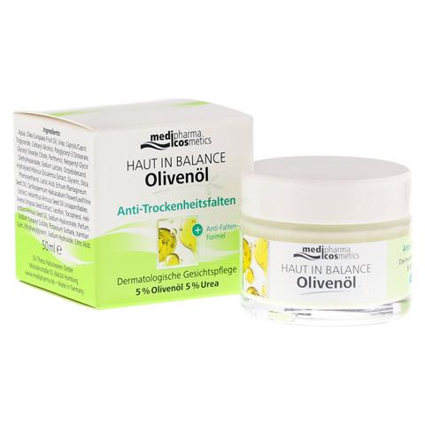 HAUT IN BALANCE Olivenöl Anti Trockenheitsfalten 50 Milliliter