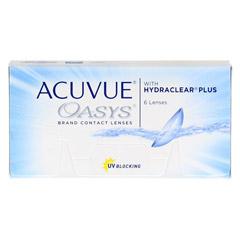 Acuvue Oasys, 6er 6 Stück - Vorderseite