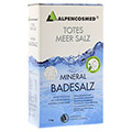 NATRUE Alpencosmed Totes Meer Mineral Badesalz 1 Kilogramm