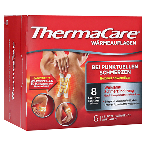 THERMACARE flexible Anwendung 6 St�ck