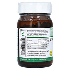 SPIRULINA MIKROALGEN 400 mg Sanatur Tabletten 250 Stück - Rechte Seite