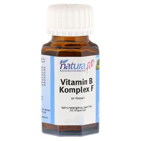NATURAFIT Vitamin B Komplex F Kapseln 90 St�ck