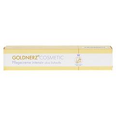 GOLDNERZ Pflegecreme intensiv ohne Duftstoff 50 Gramm - Vorderseite