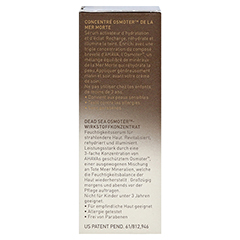 Ahava Dead Sea Osmoter Face Concentrate Essenz 30 Milliliter - Linke Seite