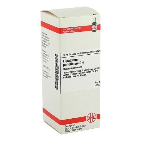 EUPATORIUM PERFOLIATUM D 4 Dilution 50 Milliliter N1