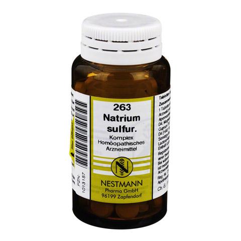 NATRIUM SULFURICUM KOMPLEX Nr.263 Tabletten 120 Stück N1