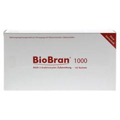 BIOBRAN 1000 Pulver Beutel 105 Stück