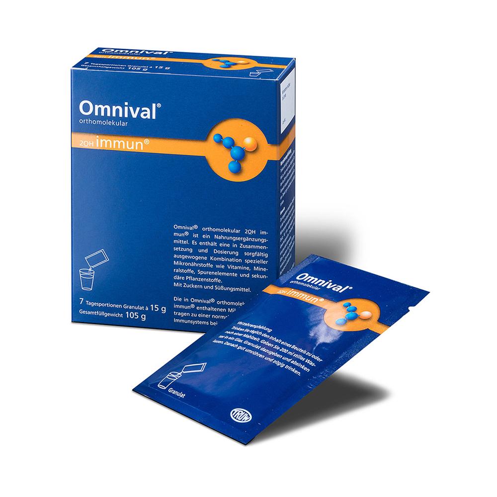 Alternative Zu Orthomol