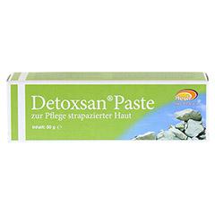 DETOXSAN Paste 50 Gramm - Vorderseite