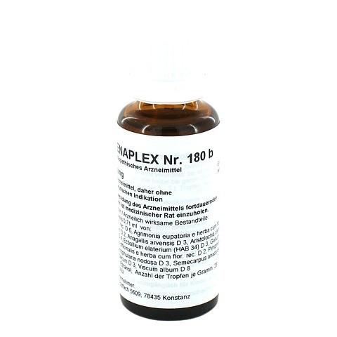 REGENAPLEX Nr.180 b Tropfen 30 Milliliter