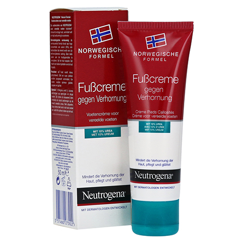 erfahrungen zu neutrogena norweg formel fu creme geg verhornung 50 milliliter medpex. Black Bedroom Furniture Sets. Home Design Ideas