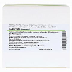 ALLERGIE-INJEKTOPAS Injektionsl�sung Ampullen 100x2 Milliliter N3 - Oberseite
