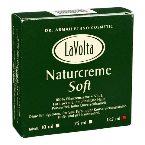 LAVOLTA Shea Naturcreme soft 125 Milliliter