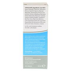 LACVITAL Colostrum Intim-Aufbaumilch 50 Milliliter - Rückseite