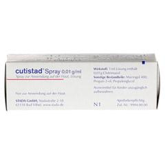 Cutistad 0,01g/ml 30 Milliliter N1 - Unterseite