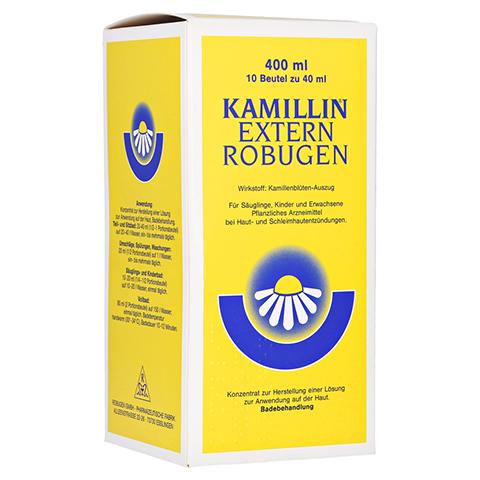 KAMILLIN Extern Robugen Lösung 10x40 Milliliter N2