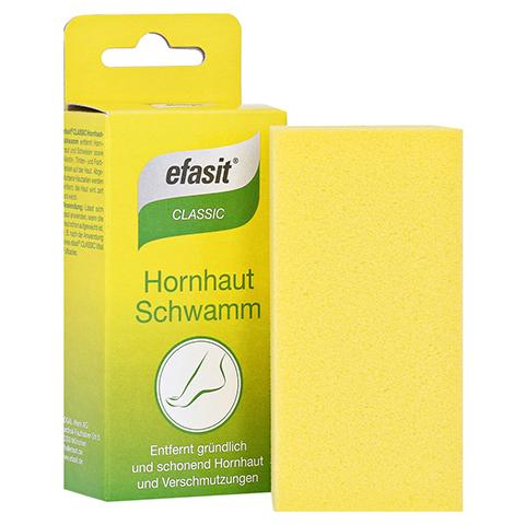 EFASIT Hornhautschwamm 1 Stück