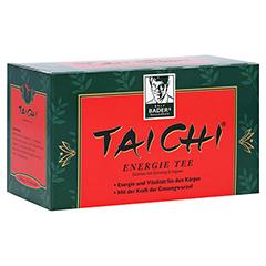 TAI CHI Energie Tee mit Ginseng Filterbeutel 20 Stück