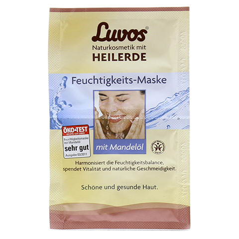 LUVOS Feuchtigkeits-Maske 2x7.5 Milliliter