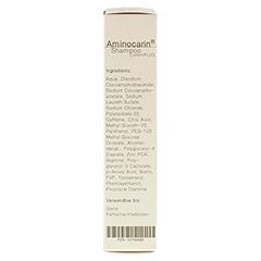 AMINOCARIN Shampoo CoffeinPLUS 125 Milliliter - Linke Seite