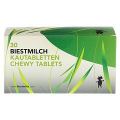 BIESTMILCH COM Kautabletten 900 30 Stück - Vorderseite