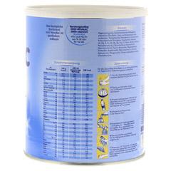 NOVALAC 1 Standard Milch 0-6 M. 800 Gramm - Rechte Seite