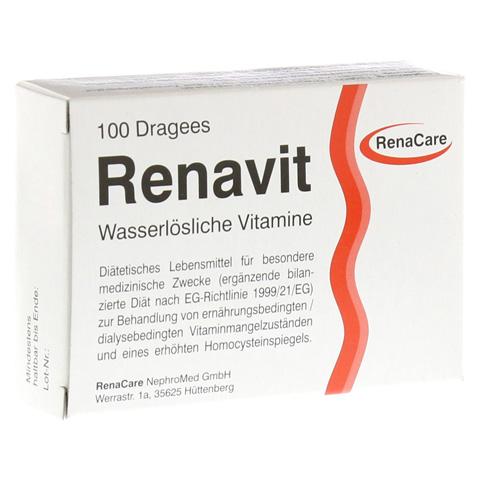 RENAVIT überzogene Tabletten 100 Stück