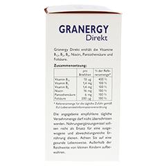 GRANDEL GRANERGY Direkt B12 plus Briefchen 40 Stück - Linke Seite