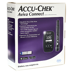 ACCU CHEK Aviva Connect Set mg/dl 1 Stück