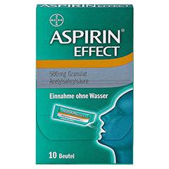 Aspirin Effect 10 Stück - Vorderseite