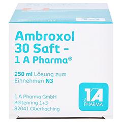 Ambroxol 30 Saft-1A Pharma 250 Milliliter N3 - Unterseite
