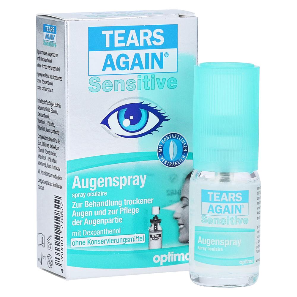 TEARS Again Sensitive Augenspray 10 Milliliter