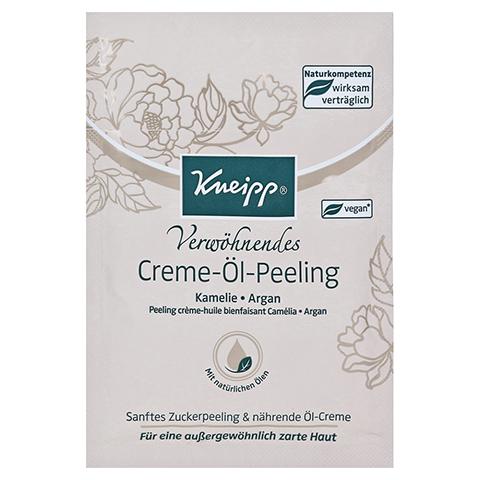 KNEIPP verwöhnendes Creme-Öl-Peeling 40 Milliliter