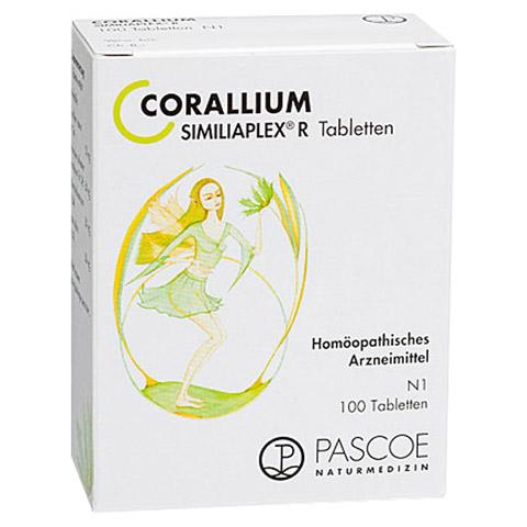 CORALLIUM SIMILIAPLEX R Tabletten 100 Stück N1