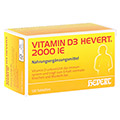 VITAMIN D3 Hevert 2.000 I.E. Tabletten 120 St�ck