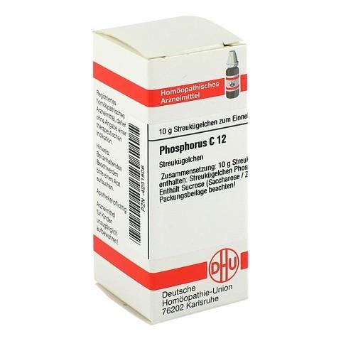 PHOSPHORUS C 12 Globuli 10 Gramm N1
