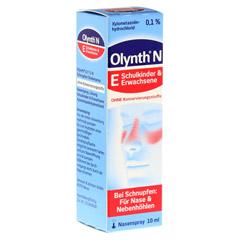 Olynth 0,1% N ohne Konservierungsmittel 10 Milliliter N1