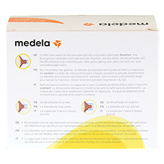 MEDELA Personal Fit Brusthaube Gr.XL 2 St 1 Packung - R�ckseite