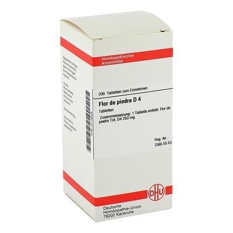 FLOR DE PIEDRA D 4 Tabletten 200 St�ck N2