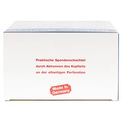 ZELLSTOFF VLIES KOMPRESSEN Ypsivil 10x10 cm steril 25x1 Stück - Oberseite