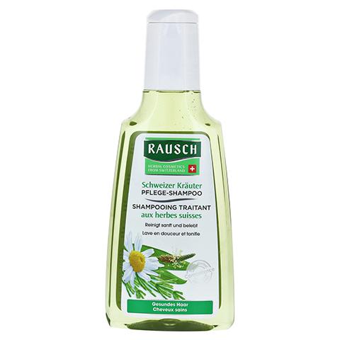 RAUSCH Schweizer Kräuter Pflege Shampoo 200 Milliliter