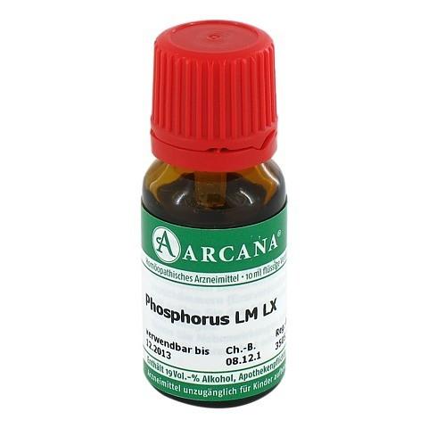 PHOSPHORUS Arcana LM 60 Dilution 10 Milliliter N1