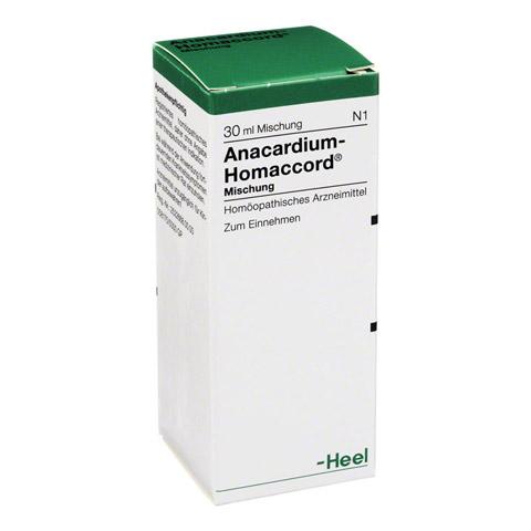 ANACARDIUM HOMACCORD Tropfen 30 Milliliter N1